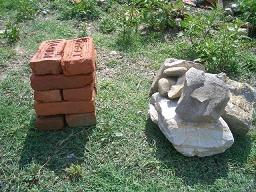Pet Brick Stacks Many Levels High While Pet Rock Stacks Poorly!